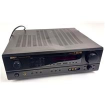 Denon AVR-1603 Home Theater AV 5.1 Surround Sound Receiver w/ S-Video WORKING