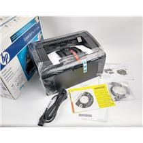 New HP LaserJet Pro P1102W Workgroup Wireless Laser Printer CE658A