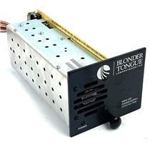 Blonder Tongue 772D MIPS-12D HE-12 Series Power Supply Module W/Wiring Harness