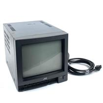 """JVC TM- 9U (A) 9"""" Color CRT BNC Video Monitor TESTED AND WORKING"""