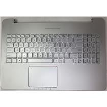 Asus N552 Palmrest Assembly w/ Touchpad + Keyboard + Speakers