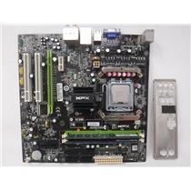 MSI MS-7399 XFX MicroATX-Motherboard LGA755 w/C2Q Q6700 2.66GHZ + 2GB RAM