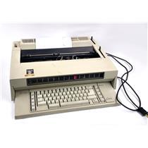 IBM Type 674X Wheelwriter 3 VINTAGE Electric Typewriter TESTED & WORKING