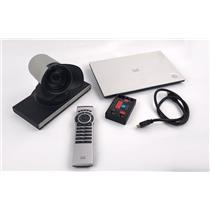 Cisco Telepresence System CTS SX20 Codec w/ TTC8-02 Precision 12x Camera & More