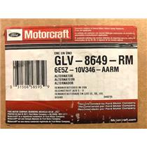 6E5Z-10V346-AA for Ford Motorcraft GLV-8649-RM Alternator Assembly