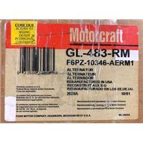F6PZ-10346-AE for Ford Motorcraft GL-483-RM Alternator Assembly