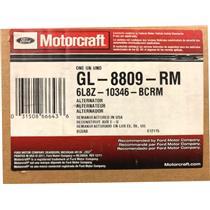 6L8Z-10346-BC for Ford Motorcraft GL-8809-RM Alternator Assembly