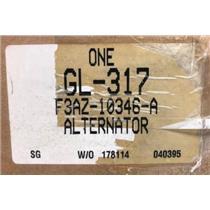F3AZ-10346-A for Ford Motorcraft GL-317 Alternator Assembly