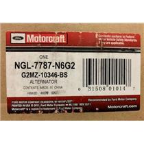 G2MZ-10346-BS for Ford Motorcraft NGL-7787-N6G2 Alternator Assembly