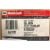 2C3Z-10346-AB for Ford Motorcraft GL-624 Alternator Assembly