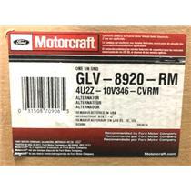 4U2Z-10V346-CV for Ford Motorcraft GLV-8920-RM Alternator Assembly