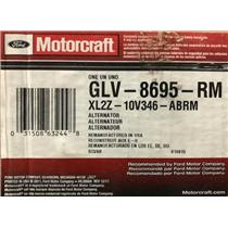 XL2Z-10V346-AB for Ford Motorcraft GLV-8695-RM Alternator Assembly