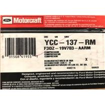 F3DZ-19V703-AA for Ford Motorcraft YCC-137-RM AC Compressor Assembly