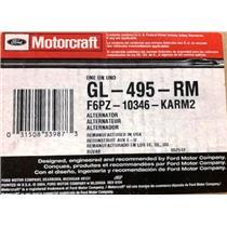 F6PZ-10346-KA for Ford Motorcraft GL-495-RM Alternator Assembly