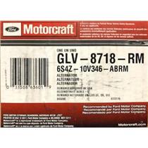 6S4Z-10V346-AB for Ford Motorcraft GLV-8718-RM Alternator Assembly