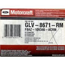 F8AZ-10V346-AC for Ford Motorcraft GLV-8671-RM Alternator Assembly