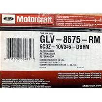 6C3Z-10V346-DB for Ford Motorcraft GLV-8675-RM Alternator Assembly