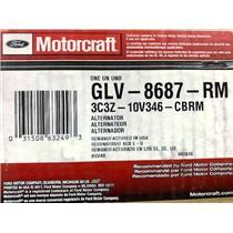 3C3Z-10V346-CB for Ford Motorcraft GLV-8687-RM Alternator Assembly