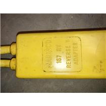 """Marinco 1267 RY Reverse Y Adapter30 50a Female To 2-30a Male Reverse """"Y"""" Cable"""