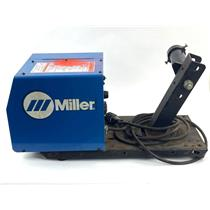 Miller Welding Model 22A 24V Wire Feeder Stock No. 193066 - UNTESTED - FOR PARTS
