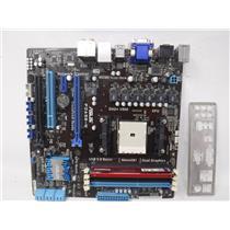 ASUS F2A55-M MicroATX-Motherboard Socket-FM2 w/8GB RAM