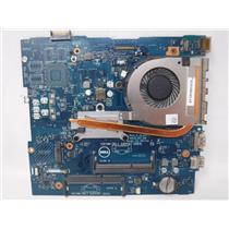 Dell Inspiron 5558 Motherboard LA-B843P BGA1168 w/i3-4030U 1.9GHZ