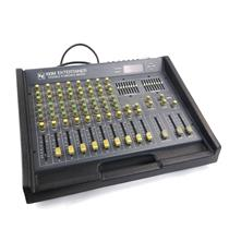 Electro-Voice EV 100M Entertainer Stereo Powered Mixer 10 Ch Mic Line Mixer