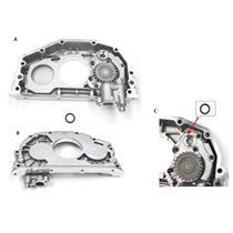 USM Engine Oil Pump Fits for Mercedes OM904 LA OM906 LA OM924 REF 906 180 0201