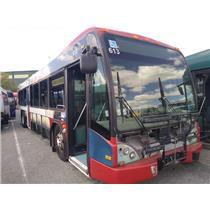 2007 Gillig 40' Low Floor Transit Bus No Engine No Transmission- 613