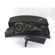 Bose Panaray System 502A Array Single Black Speaker with Bracket - WORKING