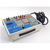 Dynatech Nevada 235A Safety Analyze / ECG Analyzer 120V Unit - WORKING