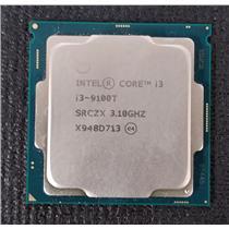 Intel SRCZX Core i3-9100T 3.1Ghz(3.7GHz Turbo) 4-Core 6MB Cache LGA1151 CPU
