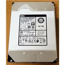 """Dell 10TB 512e Enterprise 7.2K 3.5"""" 6Gbps SATA Hard Drive HUH721010ALE600 RVFR2"""