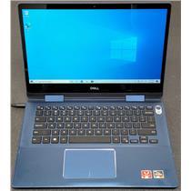 "Dell Inspiron 5485 14"" AMD Ryzen 7 3700U 8GB RAM 512GB SSD Blue Touchschreen"