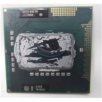 i7-740QM Quad Core 1.73 GHz Dual Core Socket G1 Laptop CPU Processor SLBQG