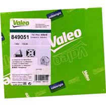 Valeo 849051 New 2009-2013 Chevy Covette Premium Alternator 12V 150 AMP 25888947