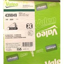 Valeo 439849 200 AMP 12V Alternator for 2014-16 E250 S550 SPRINTER 0009062822
