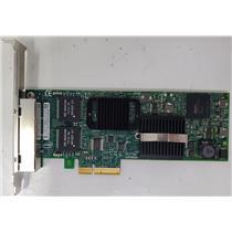Intel Quad Port PCI-e Gigabit Network Interface Adapter