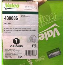 Valeo 439686 New Premium Alternator for 2010 Touareg 12V 180 AMP 22903023DX