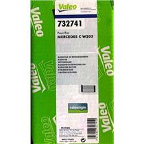 Valeo 732741 New 2035003403 Premium Radiator 2001-2007 C280 C320 C350 CLK320