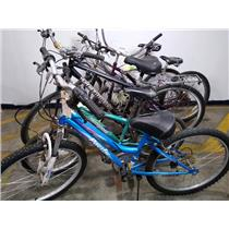 Lot of 5 Bicycles Bikes Kulana Pacific Mongoose Triax Schwinn READ DESCRIPTION