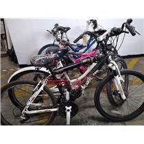 Lot of 5 Bicycles Bikes Schwinn Roadmaster Next Diamondback READ DESCRIPTION