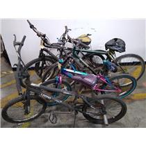 Lot of 5 Bicycles Bikes Schwinn Roadmaster Next Diamondback READ DESCRIPTION