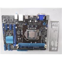ASUS H61M-A/USB3 MicroATX-Motherboard LGA1155 w/i3-3220 3.30GHZ + 4GB RAM