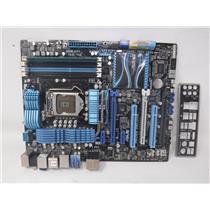 ASUS P8Z68 DELUXE ATX-Motherboard LGA1155 w/4GB RAM