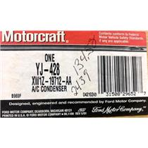 YJ-428 Motorcraft AC/ Condenser 1998-2002 for Ford Lincoln Mercury XW1Z-19712AA