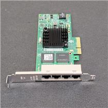 Dell Intel i350-T4 Quad-port 1Gb Network Ethernet Card PCI-E High Profile THGMP