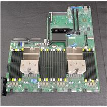 Dell PowerEdge R720 R720xd Server Motherboard H5J4J Socket LGA 2011 w/ Heatsinks
