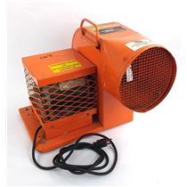 Mopeco MVB-0044 AC Air Fan Blower Ventilation Electric Motor Manhole Blower