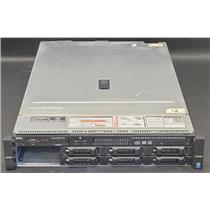 "Dell PowerEdge R730 Barebones 2U 8-Bay 3.5"" LFF 2x1100W PSU No CPU No RAM No HDD"